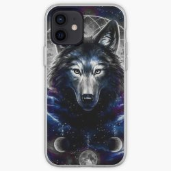 Wolf Wallpapers iPhone cases & covers Redbubble
