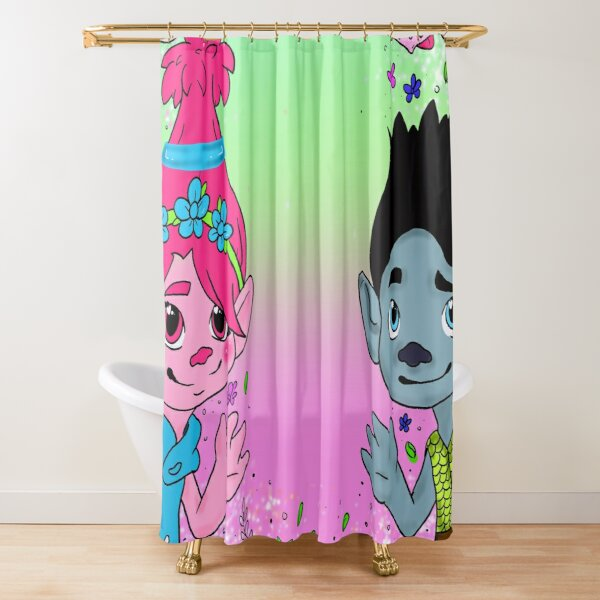 hot pink glitter shower curtains redbubble