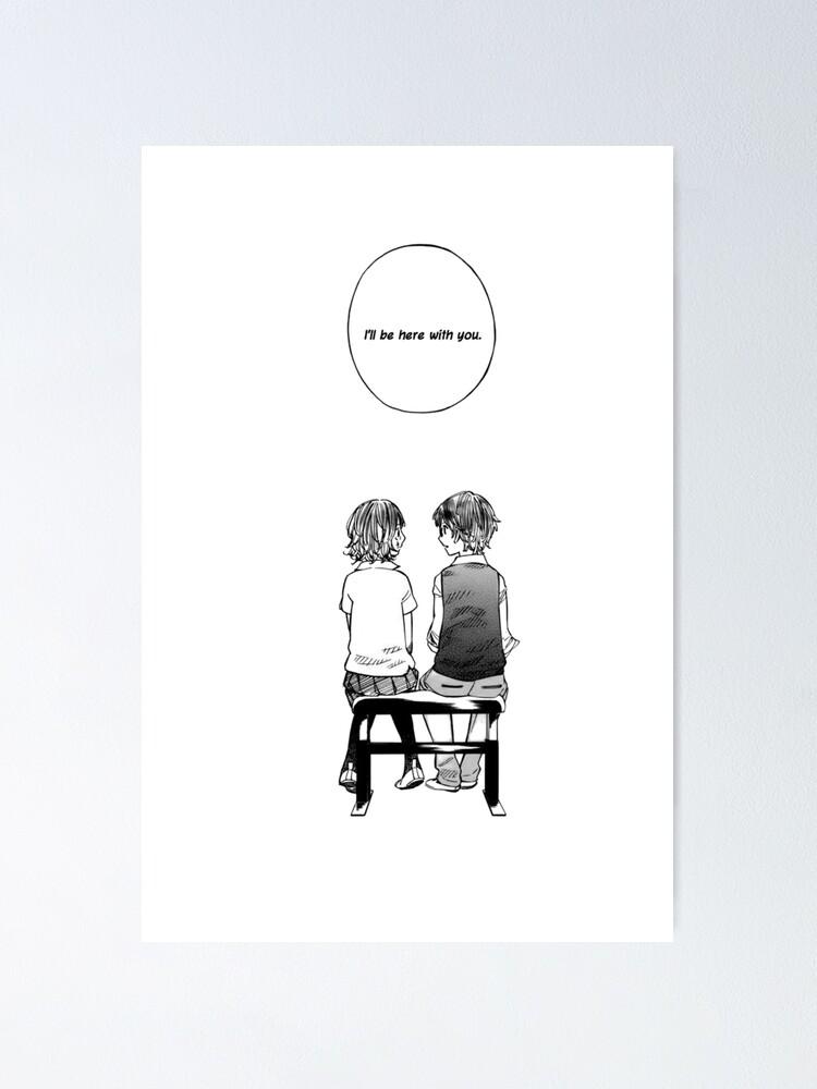 Your Lie In April Manga : april, manga, April, Manga, Poster, Sundriedstars, Redbubble