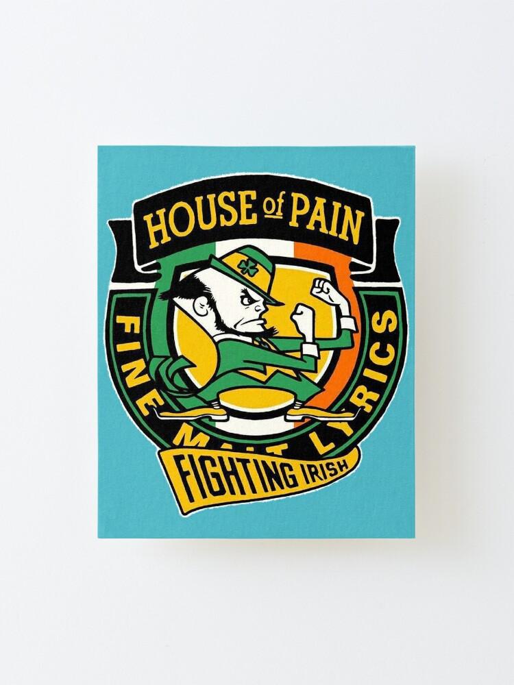 House Of Pain Logo : house, House, Fighting, Irish, Logo
