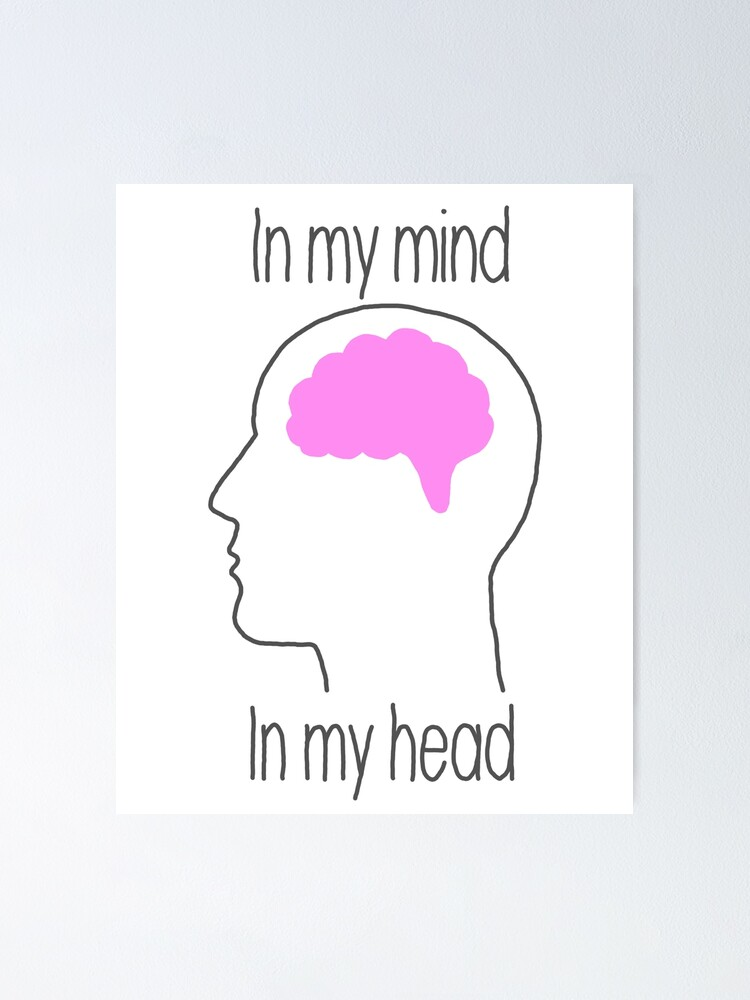 In My Mind In My Head : Mind,, Head