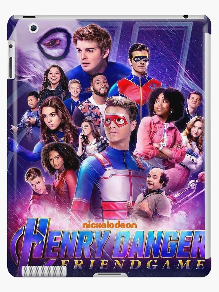 Henry Danger Game Of Phones : henry, danger, phones, Henry, Danger, Nickelodeon