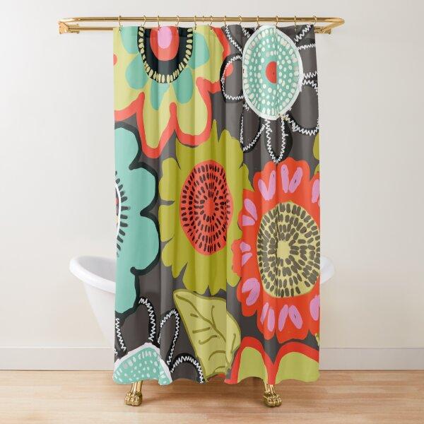 whimsical paisley shower curtain by designmyworld redbubble