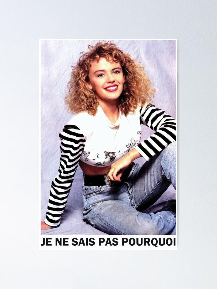 Je Ne Sais Pas Pourquoi : pourquoi, Pourquoi, Kylie, Minogue, Vintage, Style