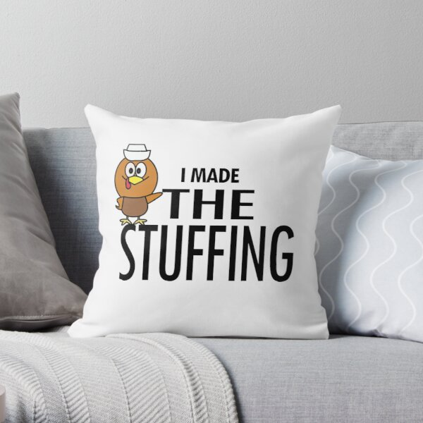 stuffing pillows cushions redbubble