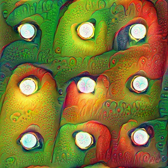 #DeepDream Lights 5x5K v1450982016