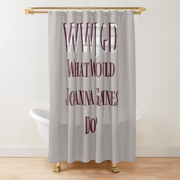 joanna gaines shower curtains redbubble