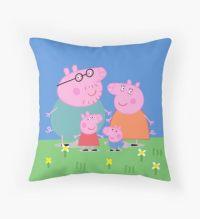 Mummy Pig: Throw Pillows | Redbubble