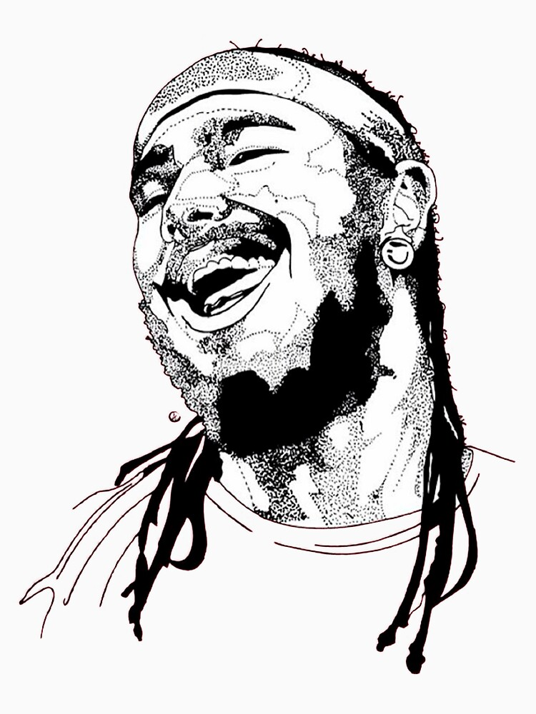 Post Malone Tears : malone, tears, Malone, Drawing, Unisex, T-Shirt,, T-shirt, Cool,, Music,, Singer,, Cigarette,, Swag,, Dope,, Nike,, Post,, Weed,, Smoke,, Trap,, Tears,, Malone,, Blunt,, White, Iverson,, Young, Goodness.
