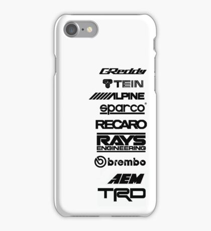 Jdm: iPhone Cases & Skins for 7/7 Plus, SE, 6S/6S Plus, 6