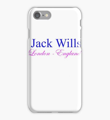 Jack Wills: iPhone Cases & Skins for 7/7 Plus, SE, 6S/6S