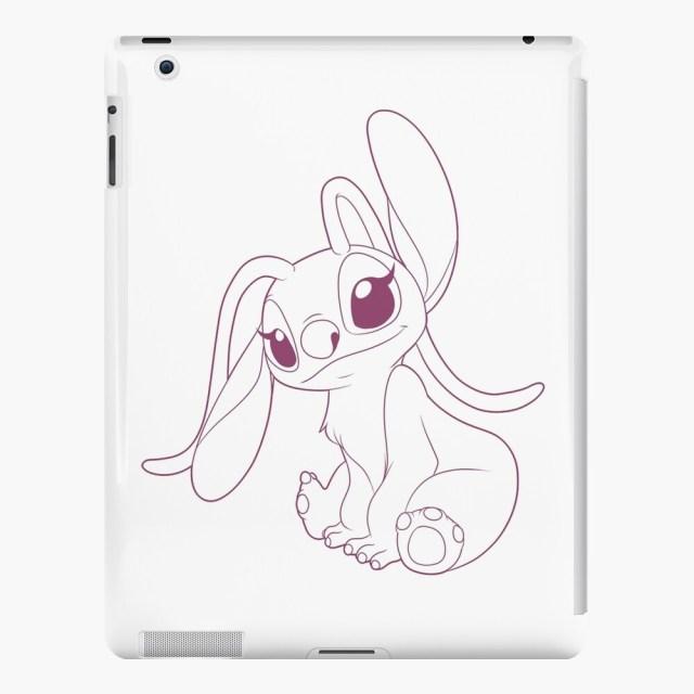 Kleiner Engel  iPad-Hülle & Skin