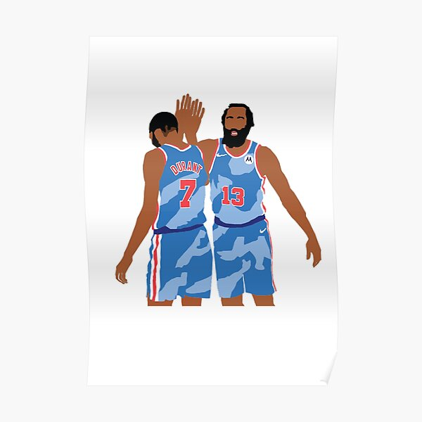 poster kd redbubble