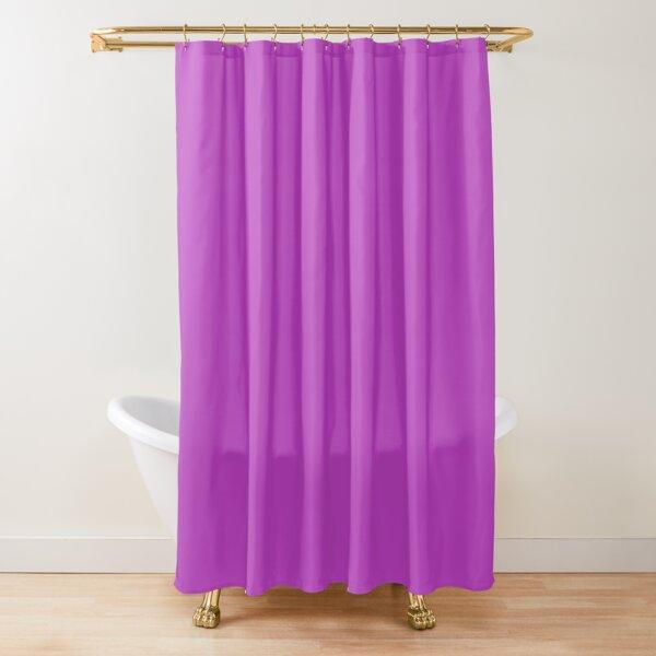eggplant purple shower curtains redbubble