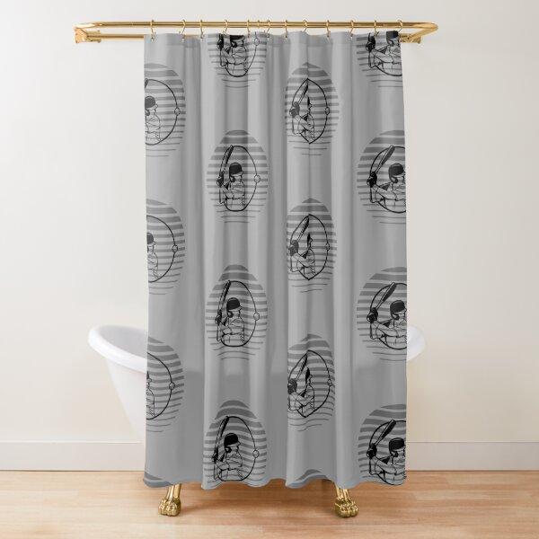 baseball fan shower curtains redbubble