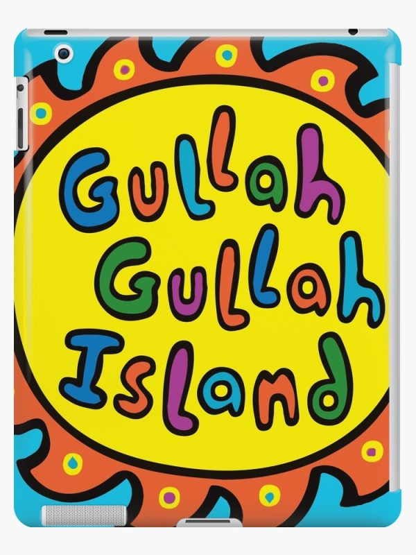 quotGullah Gullah Islandquot iPad Cases Skins by PopTacular