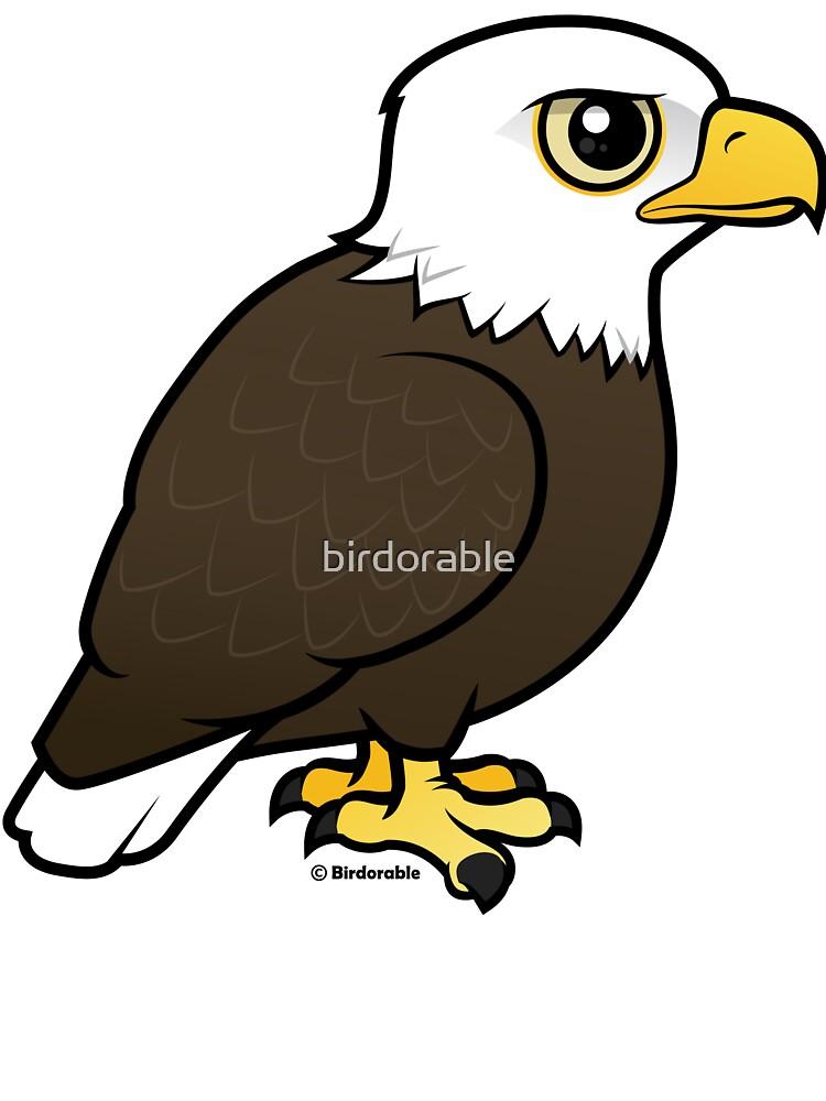Cute Cartoon Eagle : cartoon, eagle, Cartoon, Eagle, Birdorable