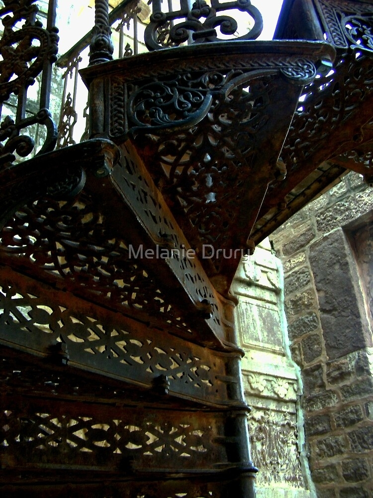 India Wrought Iron Spiral Staircase Postcard By Deragonflyz | Wrought Iron Spiral Staircase | Old | Plant Stand | Stair Case | Transitional | Narrow