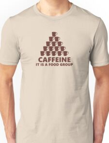 Coffee is a Food Group T-Shirt