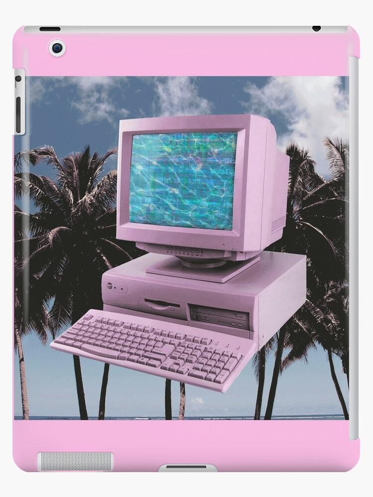 retro 90s computer ipad