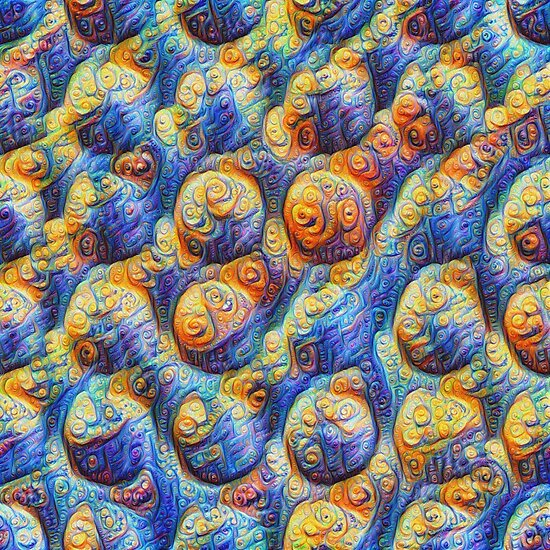 Clouds #DeepDream