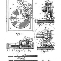 Vintage Diagram Venn Of Reptiles And Amphibians Retro Record Player Patent Drawing Posters By Framerkat