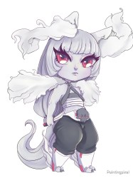 Arctic fox chibi Baby One Piece by Paintingpixel Redbubble