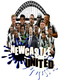 Newcastle United Photography: Canvas Prints