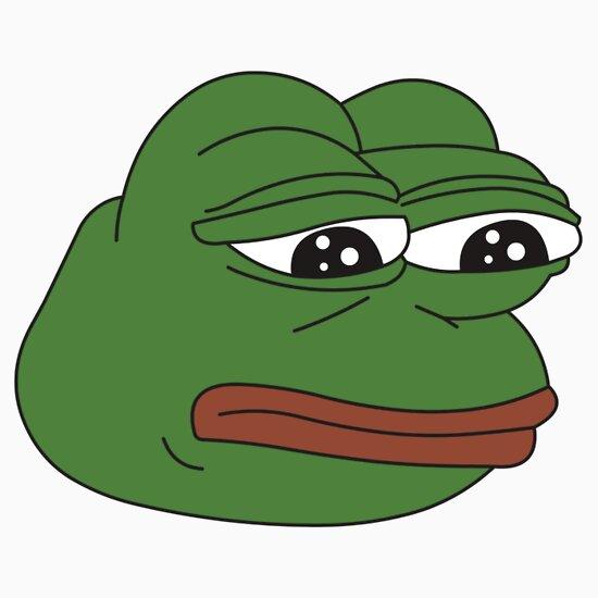 Pepe Frog Gifts  Merchandise  Redbubble