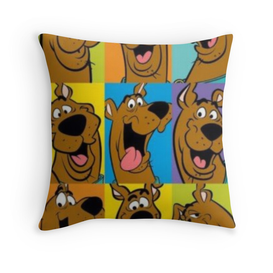 Pillow Scooby Doo Pillows