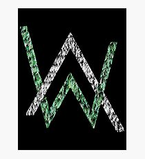 alan walker logo photographic
