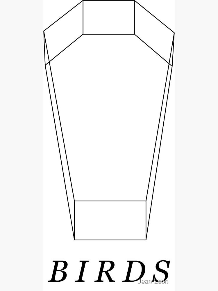 Death Grips Coffin : death, grips, coffin, Death, Grips, Birds, Coffin, (Black)
