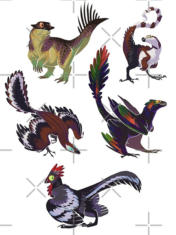Color Accurate Dinosaurs By Disasters Redbubble