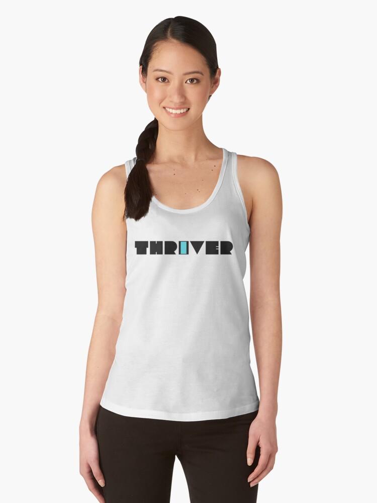 THRIVER Women's Tank Tops