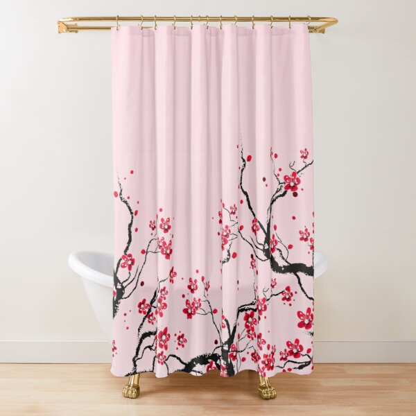 valentinesday shower curtains redbubble