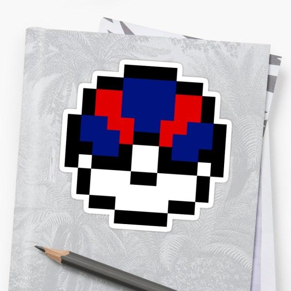 Pixel Art Pokémon Facile Et Petit