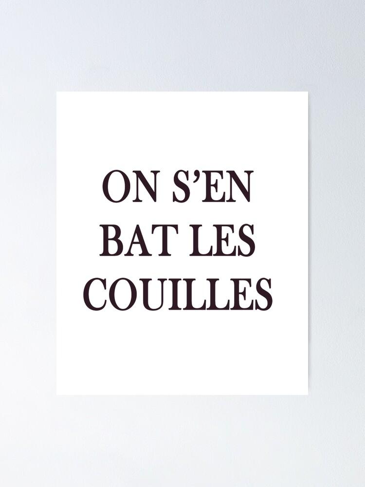 On Sen Bat Les Couilles GIF - OnSenBatLesCouilles