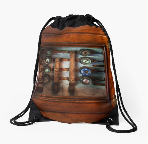 small resolution of steampunk electrical the fuse panel drawstring bag