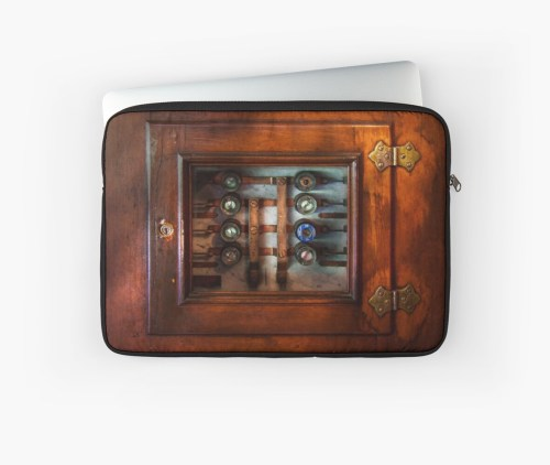 small resolution of  steampunk electrical the fuse panel laptop sleeve by mikesavad redbubble