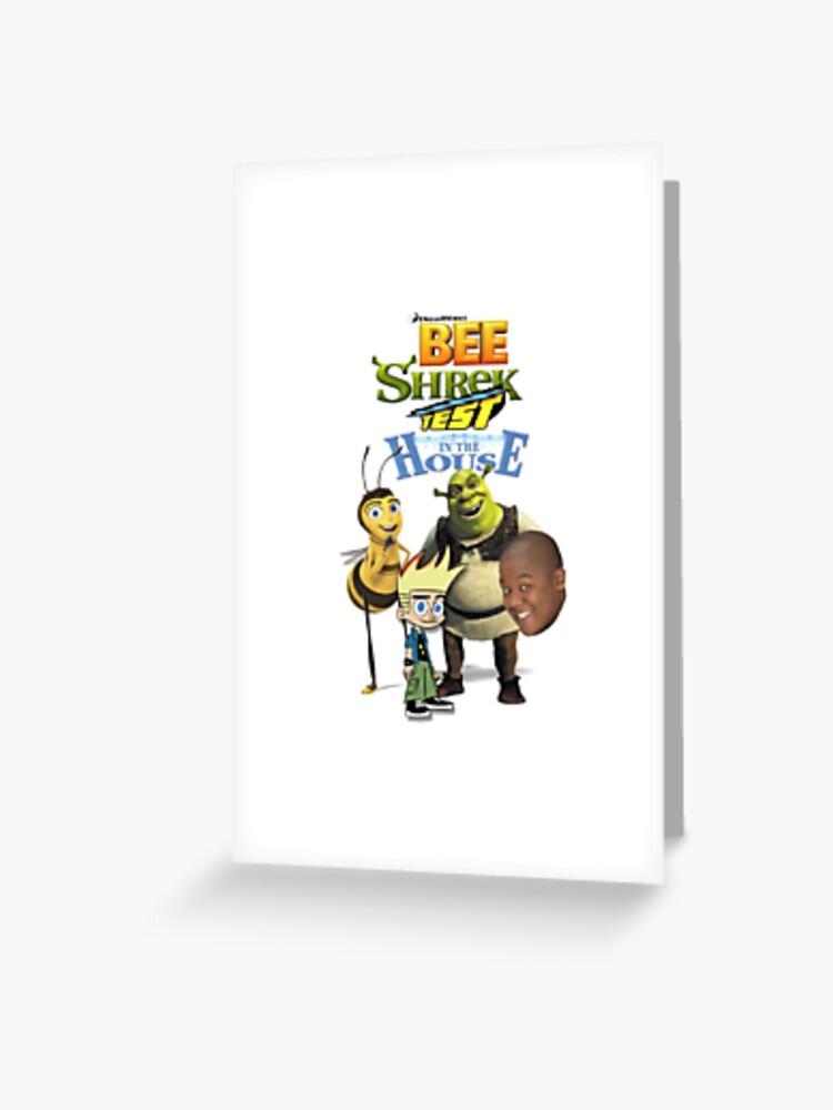 Bee Shrek Test In The House Tumblr 5