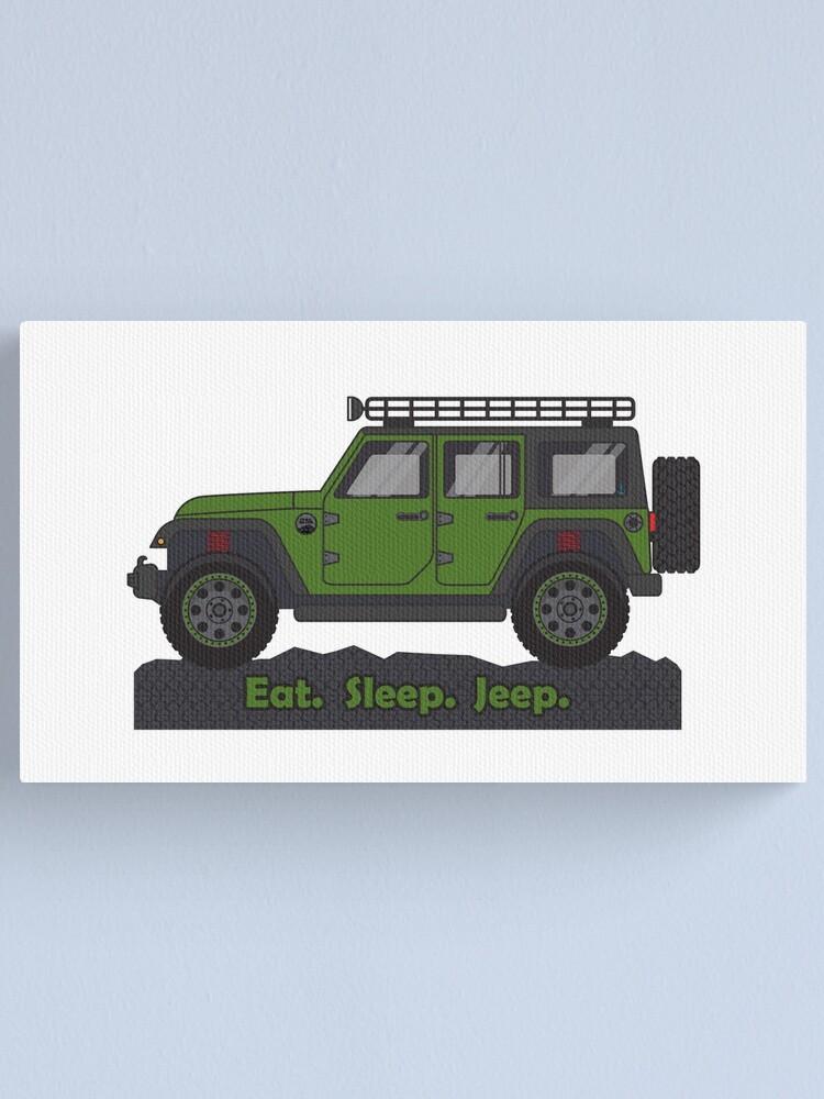 Forest Green Jeep : forest, green, Forest, Green, Wrangler