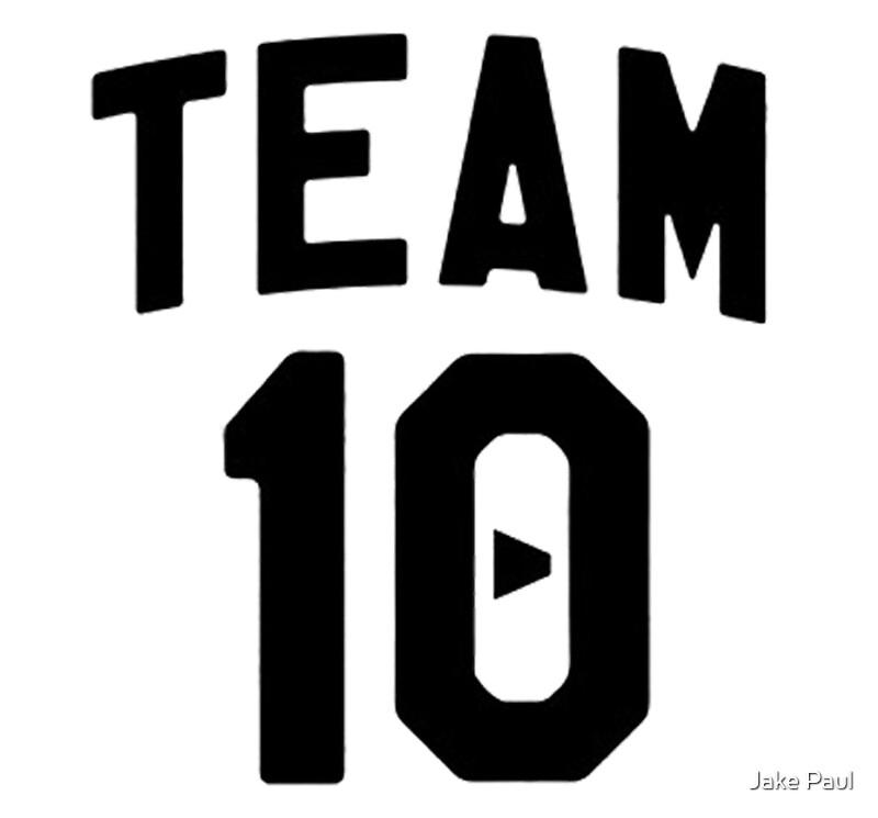 Team 10 House Logo