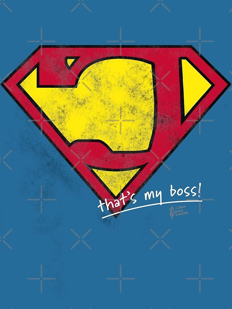 jesus my super hero