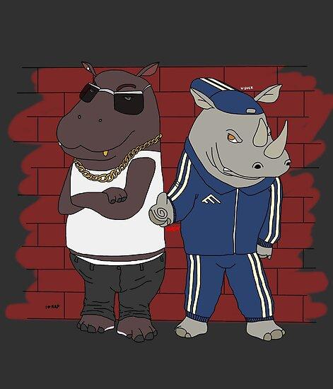 Hiphopopotamus Vs. Rhymenoceros