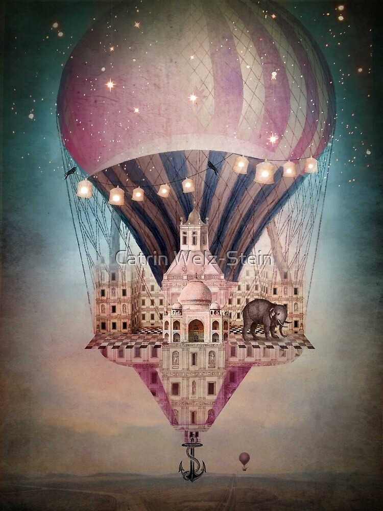 A long Way Home by Catrin WelzStein  Redbubble