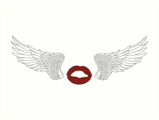Lámina Artística Tatuaje Zayn Malik De Horunangel Redbubble