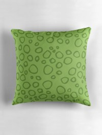 """""""King's Pillow - The Seven Deadly Sins"""" Throw Pillows by ..."""