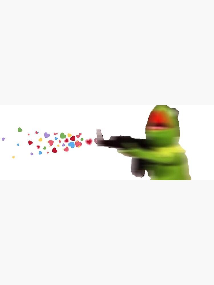 Shooting Love Meme : shooting, Kermit, Shooting, Affection