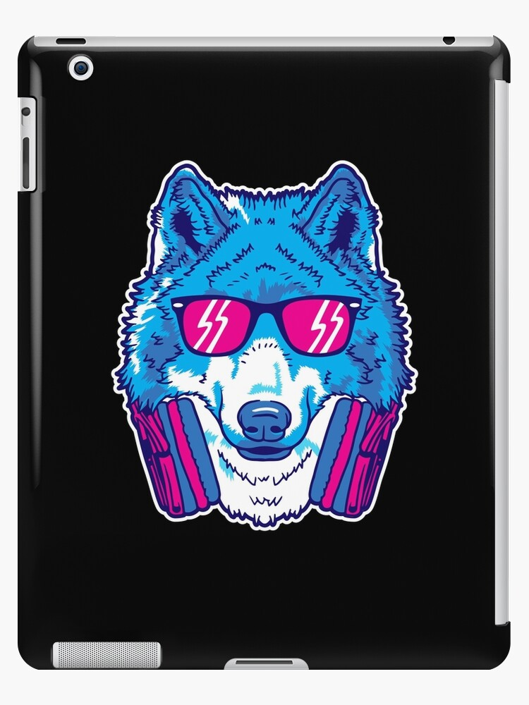 wolf hipster cool wolves