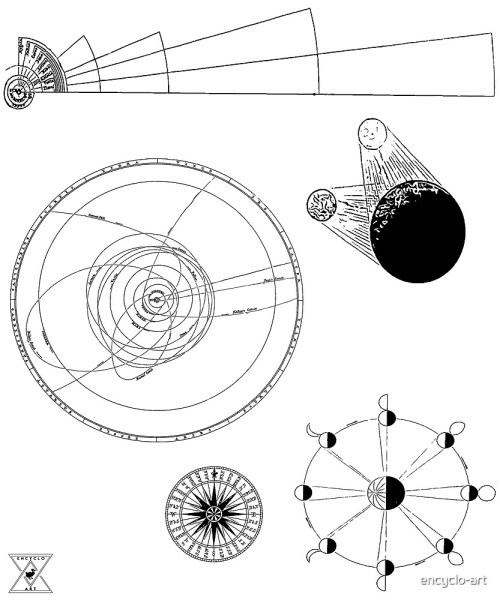 small resolution of astronomy illustrations space science by encyclo art